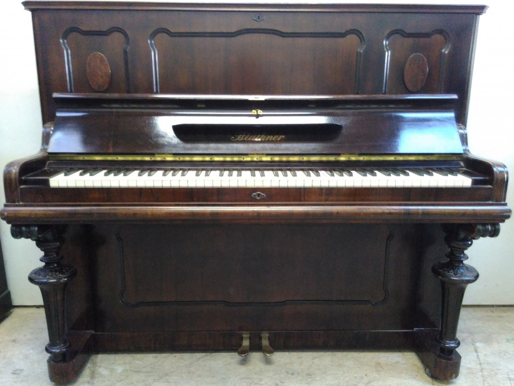 Piano kopen? Blüthner